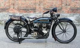 Husqvarna Model 180 550cc 1927