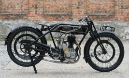 Sunbeam 1924 500cc Model 6 Long-Stroke