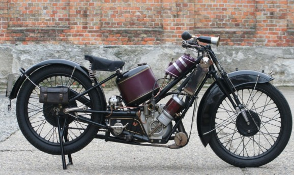 Scott Super Squirrel 1929