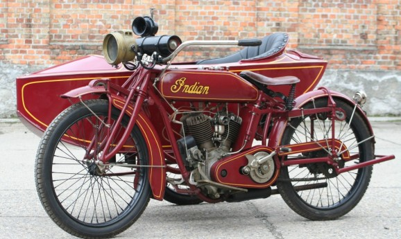 Indian Powerplus 1000cc 1918