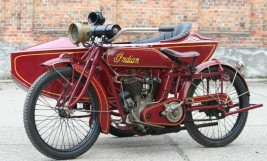 Indian Powerplus 1000cc 1918