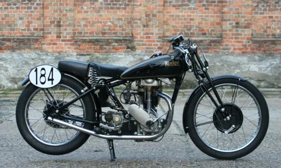 Rudge Ulster 500cc