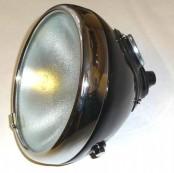 """Lucas 8"""" első lámpa"""