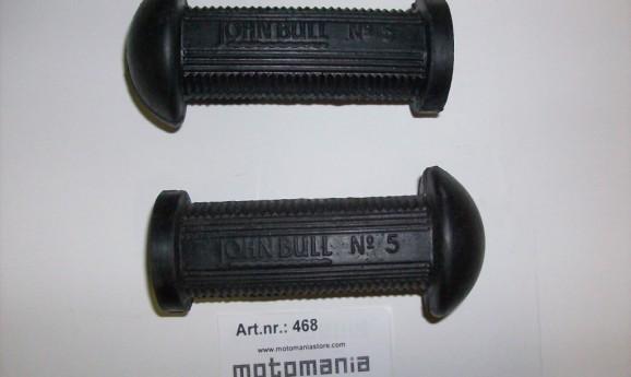 John Bull No. 5 lábtartó gumi kerek