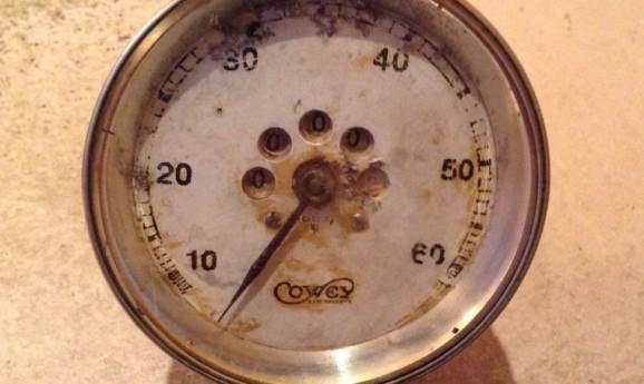 Cowey sebességmérő