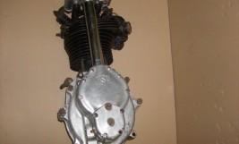 NSU OSL 350 motorblokk